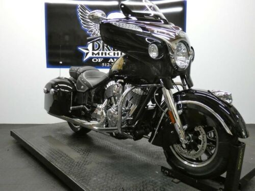 2019 Indian Chieftain Classic Thunder Black -- Black for sale craigslist