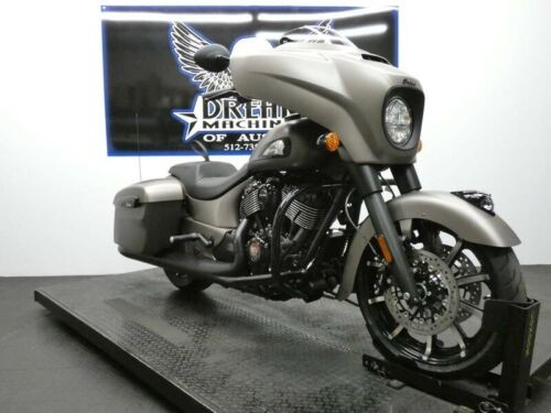 2019 Indian Chieftain Dark Horse Bronze Smoke -- Bronze Smoke for sale