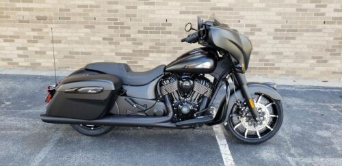 2019 Indian Chieftain Dark Horse® ABS -- Black for sale craigslist