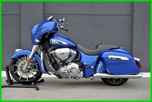 2019 Indian Chieftain Limited Icon Series - N19TCAAAAW Brilliant Blue for sale