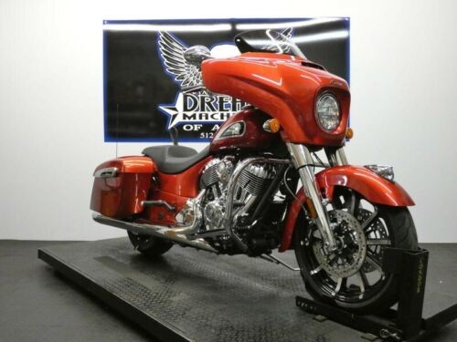 2019 Indian Chieftain Limited Ruby Metallic -- Ruby Metallic for sale