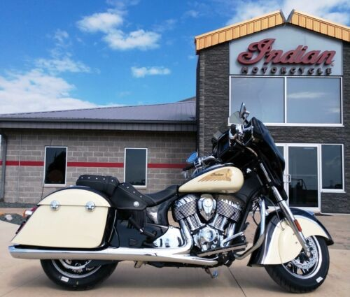 2019 Indian Chieftain® Classic ABS -- Black for sale