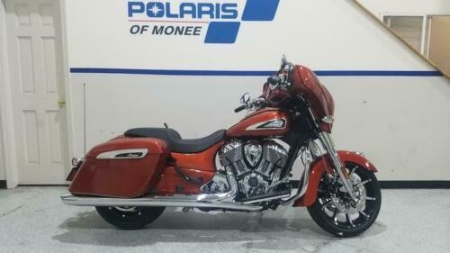 2019 Indian Chieftain® Limited Icon Series Burnt Orange Metall -- Gray for sale craigslist