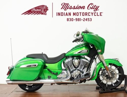 2019 Indian Chieftain® Limited Icon Series Dragon Green -- Green craigslist