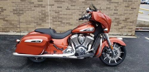 2019 Indian Chieftain® Limited Icon Series -- Gray for sale craigslist