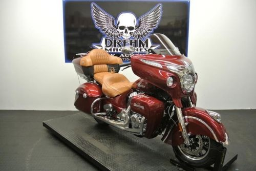 2019 Indian Roadmaster Burgundy Metallic -- Burgundy for sale craigslist