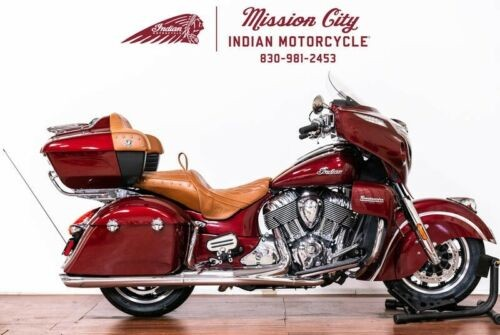 2019 Indian Roadmaster® Burgundy Metallic -- Burgundy for sale craigslist