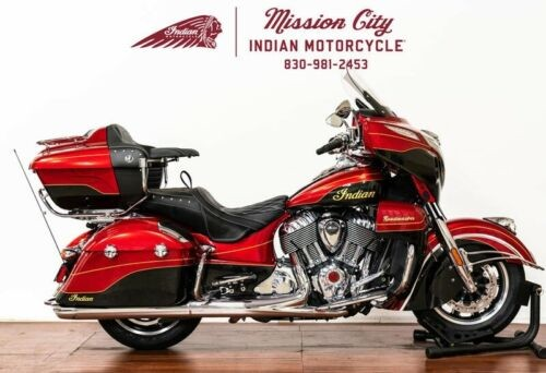 2019 Indian Roadmaster® Elite Wildfire Red Candy/Thunder Black -- Black craigslist