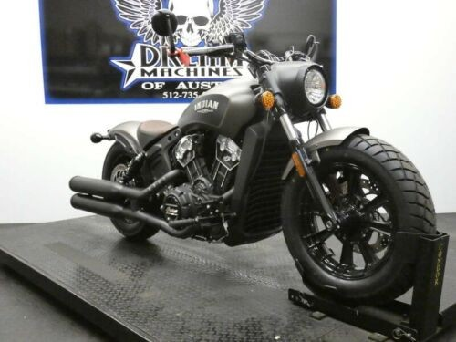 2019 Indian Scout Bobber ABS Bronze Smoke -- Bronze Smoke for sale craigslist