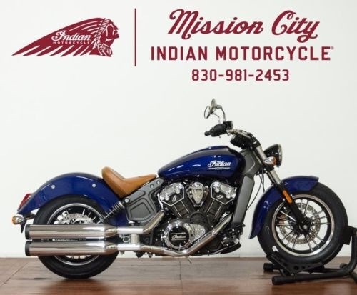 2019 Indian Scout® ABS Deep Water Metallic -- Deep Water Metallic craigslist