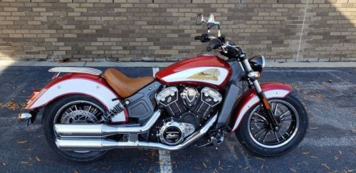2019 Indian Scout® ABS Icon Series -- White craigslist