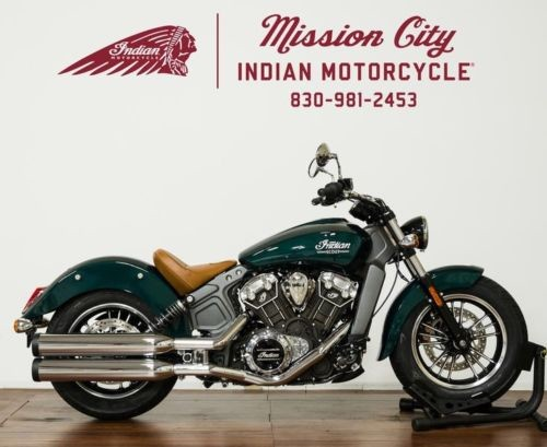 2019 Indian Scout® ABS Metallic Jade -- Jade Metallic for sale