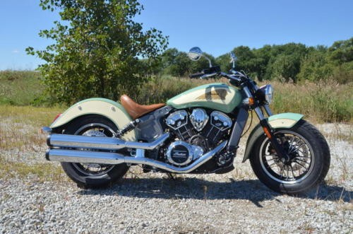 2019 Indian Scout® ABS Willow Green / Ivory Cream -- Green for sale craigslist