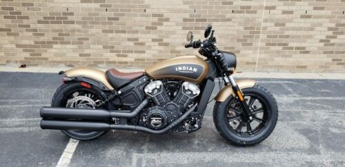 2019 Indian Scout® Bobber ABS Icon Series -- Deep Brass Smoke craigslist