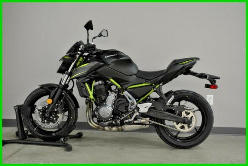 2019 Kawasaki Vulcan ER650GKF Black for sale