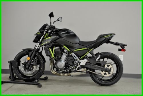 2019 Kawasaki Vulcan ER650GKF Metallic Flat Spark Black for sale