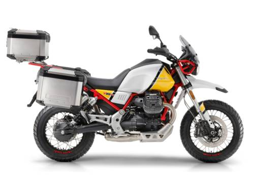 2019 Moto Guzzi V85 TT Adventure -- for sale