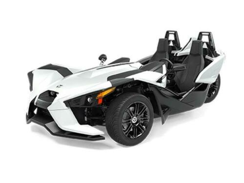 2019 Polaris Slingshot® Slingshot® S -- White for sale