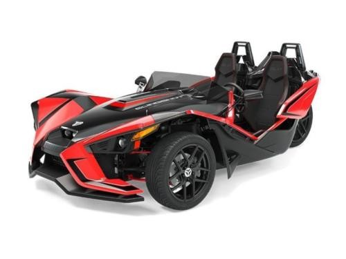 2019 Polaris Slingshot® Slingshot® SLR -- Black for sale
