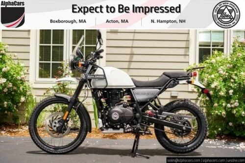 2019 Royal Enfield Himalayan ABS Snow for sale