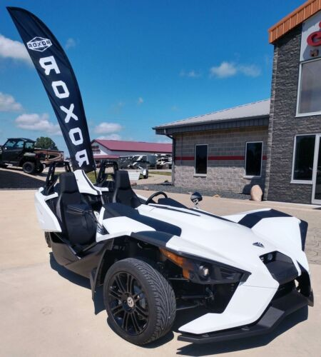 2019 Slingshot Slingshot S -- White for sale craigslist