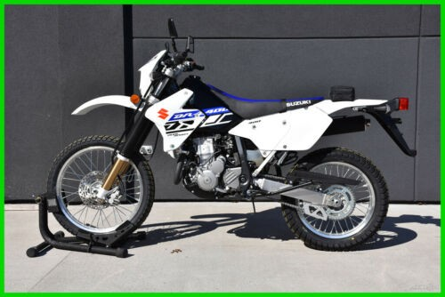 2019 Suzuki DR-Z White for sale