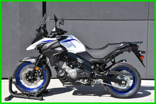 2019 Suzuki V-Strom 650 XT White for sale