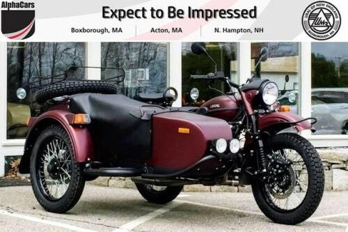 2019 Ural Gear Up Burgundy Satin Burgundy for sale craigslist