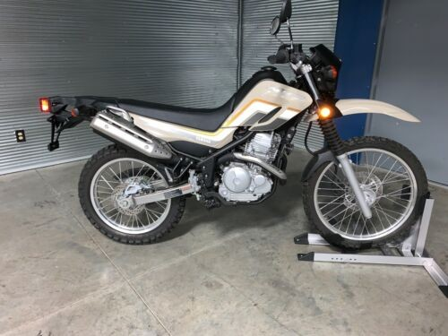 2019 Yamaha XT250 -- Sandy Beige for sale craigslist
