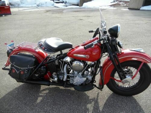 1947 Harley-Davidson Other Red for sale craigslist