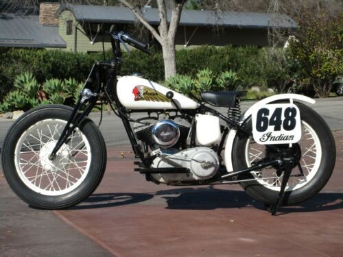 1948 Indian 648 Big Base White for sale