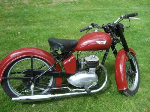 1951 Indian Brave Indian Red craigslist