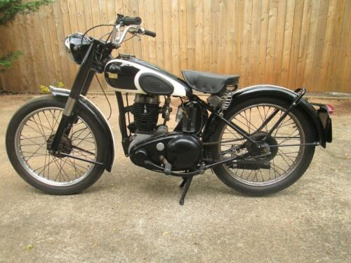 1952 BSA C11 Black for sale craigslist