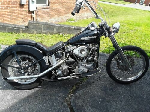 1952 Harley-Davidson Other Black craigslist