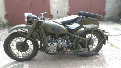 1956 Ural М-72 Green for sale