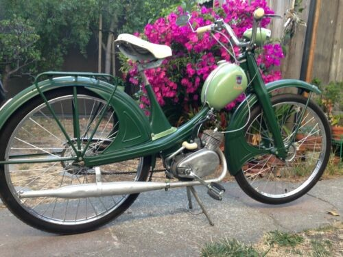 1958 Other Makes NSU Quickly Green craigslist