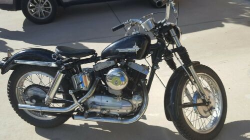 1961 Harley-Davidson Sportster Black for sale craigslist