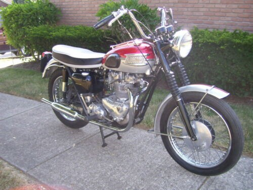 1962 Triumph TR6SS Red for sale