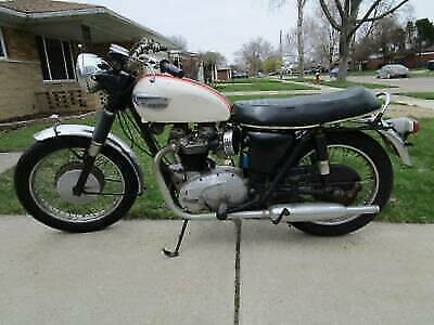 1966 Triumph Bonneville for sale craigslist
