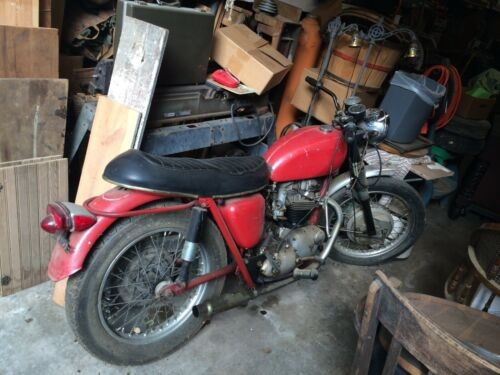 1968 Triumph Bonneville for sale craigslist