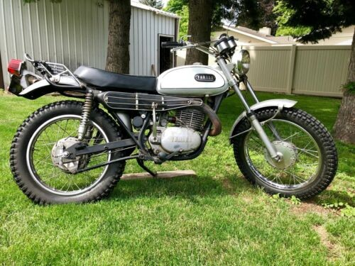 1968 Yamaha Enduro White for sale craigslist