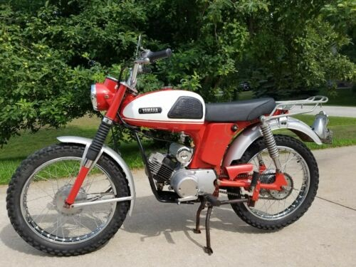1968 Yamaha trail master Red craigslist