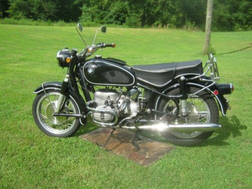 1969 BMW R-Series Black for sale
