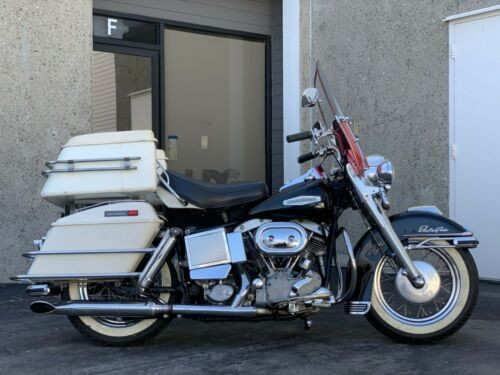 1969 Harley-Davidson FLH Black for sale
