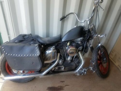 1969 Harley-Davidson Sportster for sale