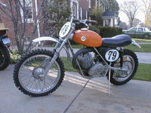 1969 Other Makes AJS Orange for sale