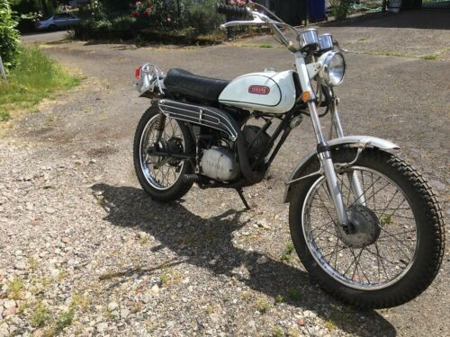 1969 Yamaha AT1 White craigslist