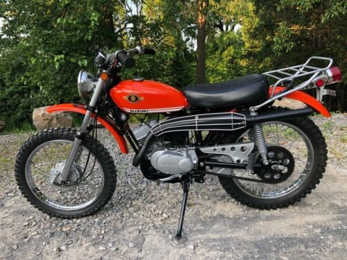 1970 Suzuki TS90 ENDURO Orange craigslist