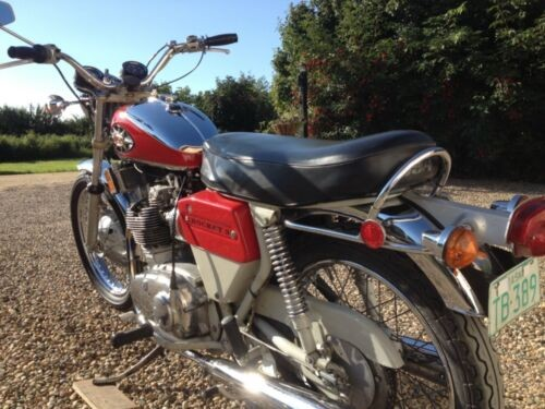 1971 BSA Rocket 3 Mk II Red for sale craigslist