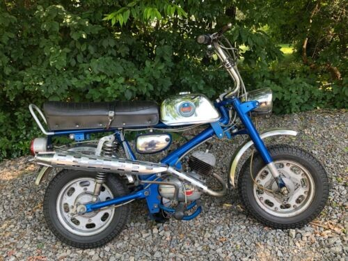 1971 Benelli BENELLI 65 DYNAMO Blue for sale craigslist
